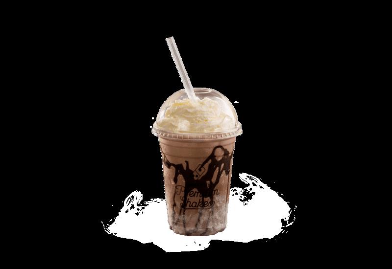 プレミアムシェイク リッチチョコレート(ホイップクリーム)