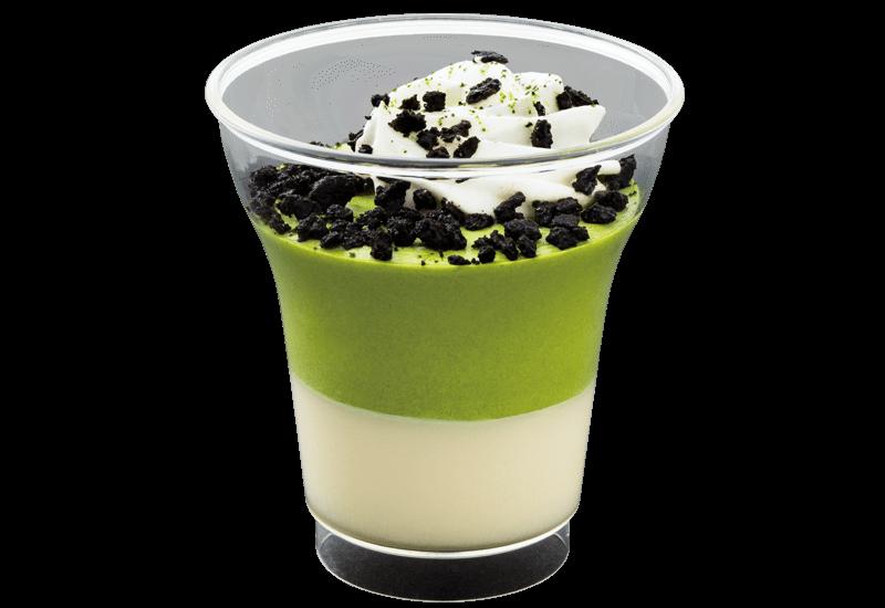ドミノピザ♪カップパルフェ 薫る抹茶ムース♪430円♪